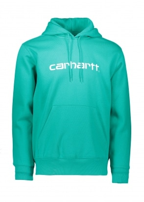 Carhartt WIP Hooded Carhartt Sweat - Cauma