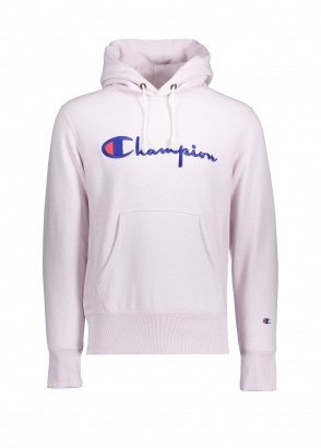 Champion Hooded Sweatshirt - Lilac
