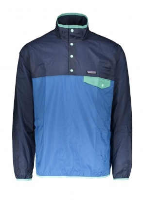 Patagonia Houdini Snap-T - Port Blue