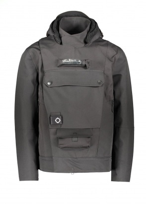 MA.STRUM Hydro Torch Jacket - Jet Black