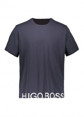 BOSS Bodywear Identity T-Shirt 403 - Dark Blue