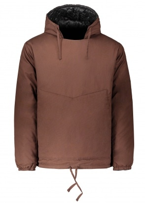 Monitaly Insulated Pullover - Brown