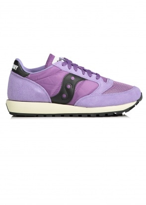 Saucony Jazz Original Vintage - Black / Purple