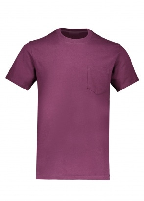 Norse Projects Johannes Pocket SS - Ritteri Purple
