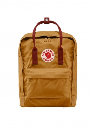 Fjallraven Kanken - Acorn / Ox Red