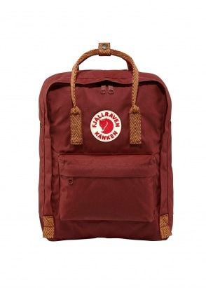 Fjallraven Kanken - Ox Red / Goose Eye
