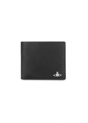 Vivienne Westwood Accessories Kent Billfold Wallet - Black