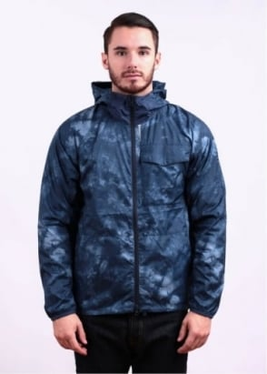 Levi's Red Tab Packable Shell Jacket - Indigo