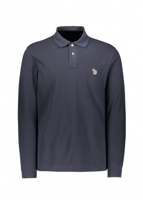 Paul Smith LS Zebra Polo 49 - Navy