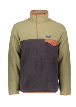 Patagonia LW Synch Snap-T Pullover - Sage