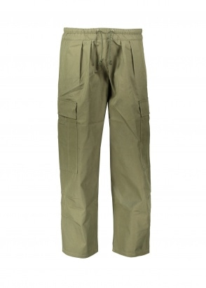 Uniform Bridge M51 Crop Pants - Khaki