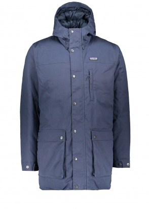 Patagonia Maple Grove Down Parka - New Navy