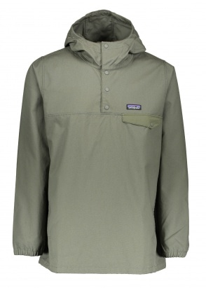 Patagonia Maple Grove Snap-T P/O - Industrial Green