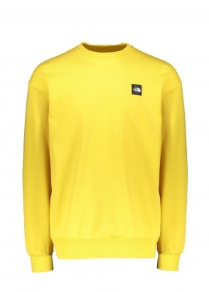 The North Face Masters Of Stone Crew - Yellow