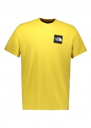 The North Face Masters Of Stone Tee - Bamboo Yellow
