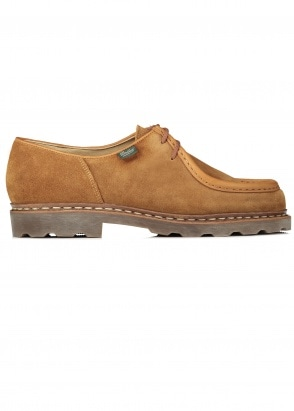 Paraboot Michael Velours - Whisky