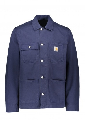 Carhartt WIP Michigan Coat - Blue