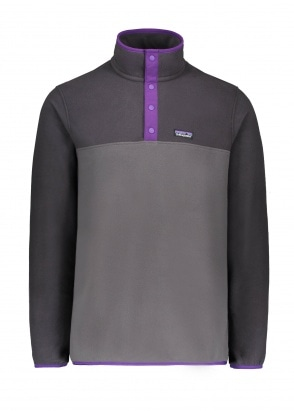 Patagonia Micro D Snap-T P/O - Forge Grey