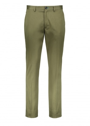 Paul Smith Mid Fit Chino - Dark Green