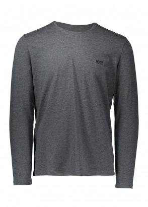Hugo Boss Mix & Match LS Shirt 010 - Charcoal