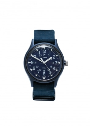 Timex MK1 Aluminum Watch - Blue