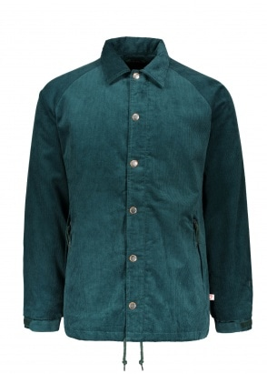 Manastash Mt Coach Jacket II - Green Corduroy