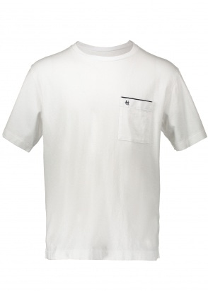 Nanamica Pocket Tee - White