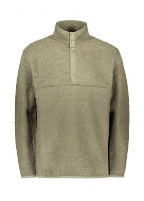 Nanamican Pullover Sweater - Olive