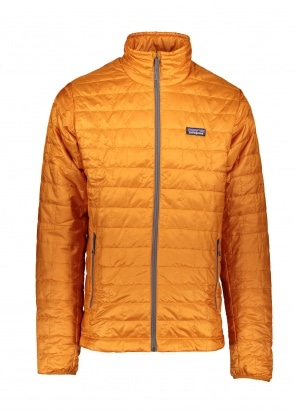 Patagonia Nano Puff Jacket - Hammonds Gold