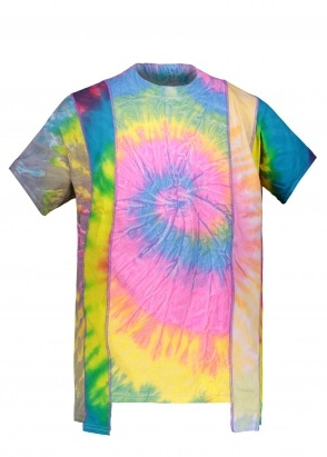 Needles  5 Cuts SS Tee Tie Dye - Assorted