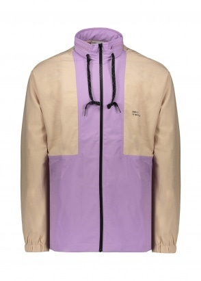 Drôle de Monsieur NFPM Windbreaker Jacket - Purple