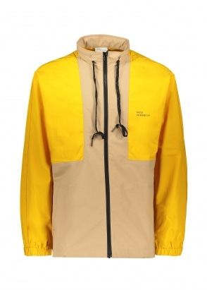 Drôle de Monsieur NFPM Windbreaker Jacket - Yellow