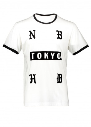 adidas Originals by Neighborhood NH SSL Tee White