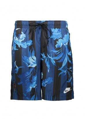 Nike Apparel NSP Short Stripe - Blue Void