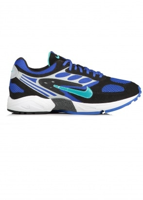 Nike Footwear Air Ghost Racer Trainers - Black / Hyper Jade