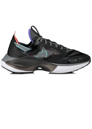 Nike Footwear N110 D/SM/X Trainers - Black / Dark Grey