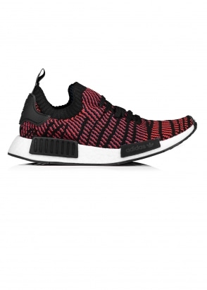 adidas Originals Footwear NMD R1 STLT PK - Black / Red