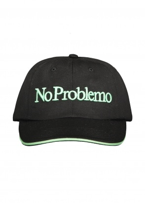 Aries  No Problemo Cap - Black