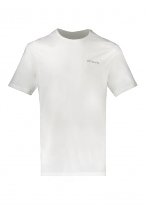 Columbia North Cascades SS Tee - White