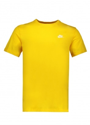 Nike Apparel NSW Club Tee - Amarillo