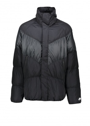 Nike Apparel NSW Down Fill Jacket - Black