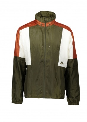 Nike Apparel NSW Re-Issue Woven Jacket - Olive