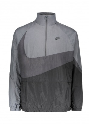 Nike Apparel NSW VW Swoosh Halfzip - Black / Anthracite