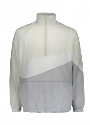 Nike Apparel NSW VW Swoosh Halfzip - Wolf Grey