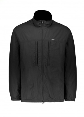 Gramicci  Nylon Fleece Truck Jacket - Black