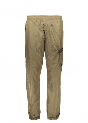 C.P. Company Nylon Multithread Pants - Ivy Green