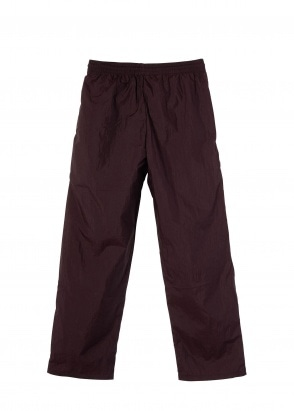 Stussy Nylon Warm Up Pant - Eggplant