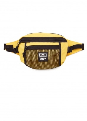 Obey Conditions Waist Bag - Energy Yellow