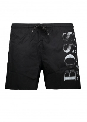 BOSS Bodywear Octopus Shorts 007 - Black