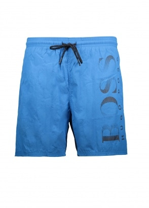 BOSS Bodywear Octopus Shorts 431 - Bright Blue